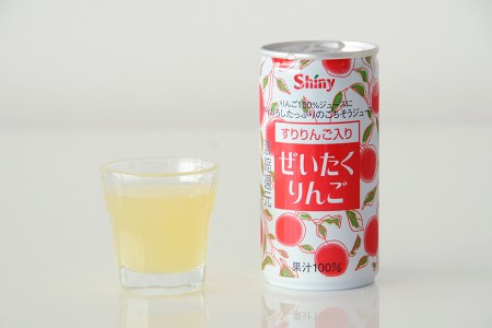 Shiny「ぜいたくりんご」(すりりんご入り)