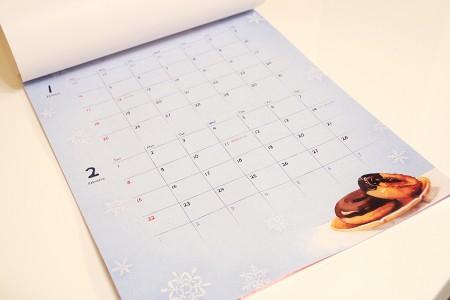 ドーナッツカレンダー