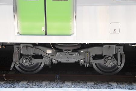 2号車・モハE234-3 DT80動力台車