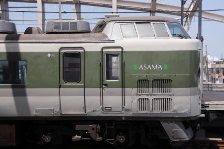 189系ナノN102編成 1号車・クハ189-510