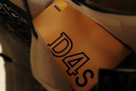 Nikon D4Sをヨドバシポイントで購入