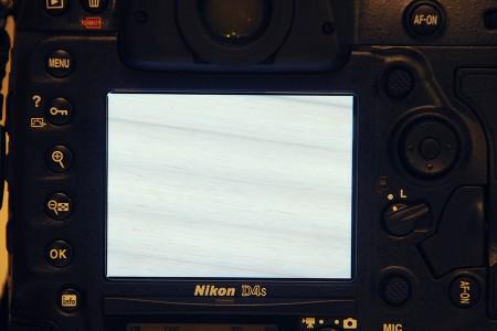 Nikon D4Sでの撮影テスト