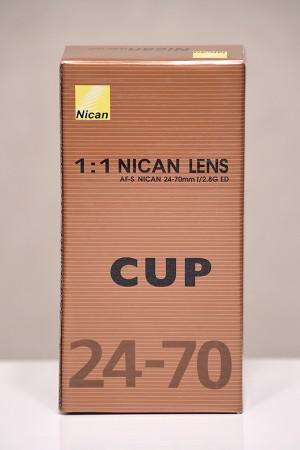 1:1 NICAN LENS AF-S NICAN 24-70mm f/2.8G ED