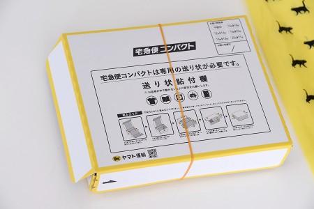 「宅急便コンパクト」のBOX