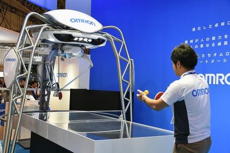 卓球ロボット