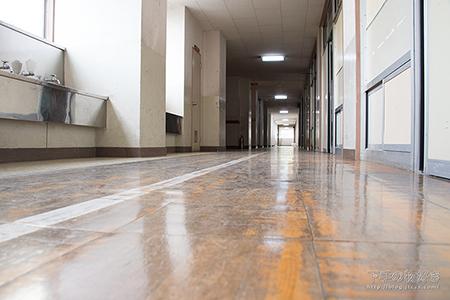 3F・廊下